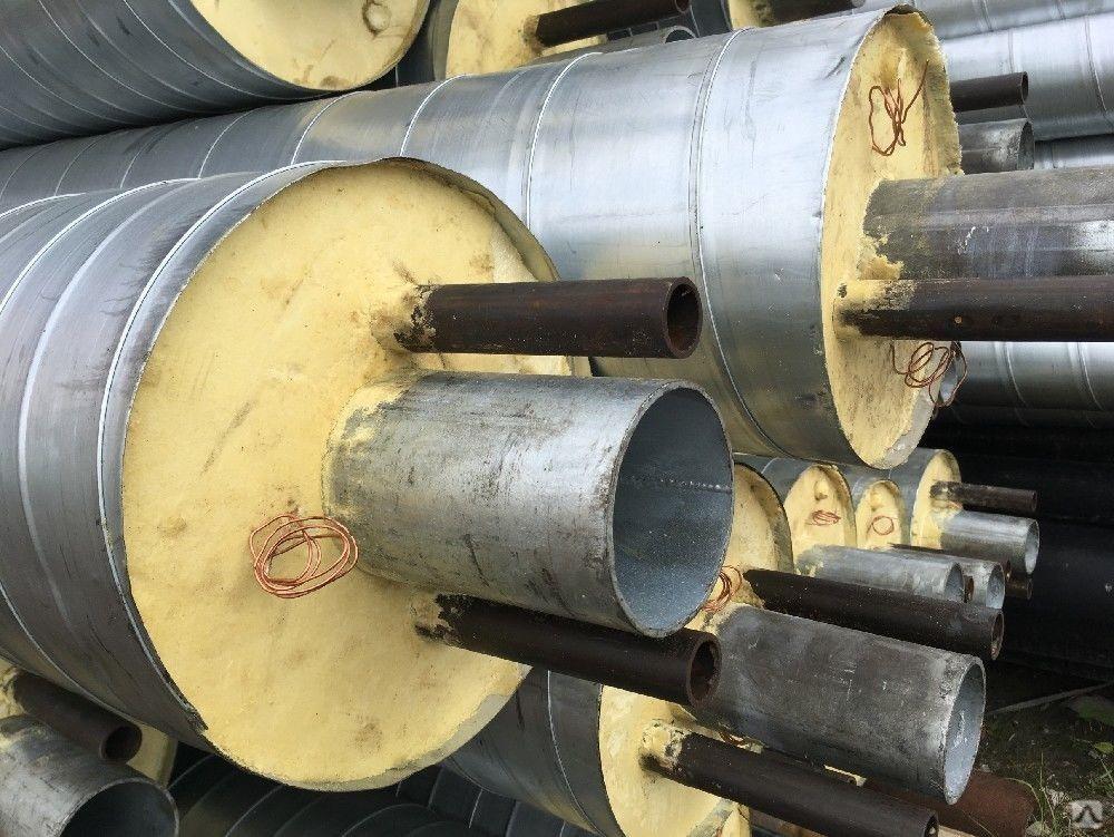 Изоляция трубопроводов оцинкованной сталью в Сургуте